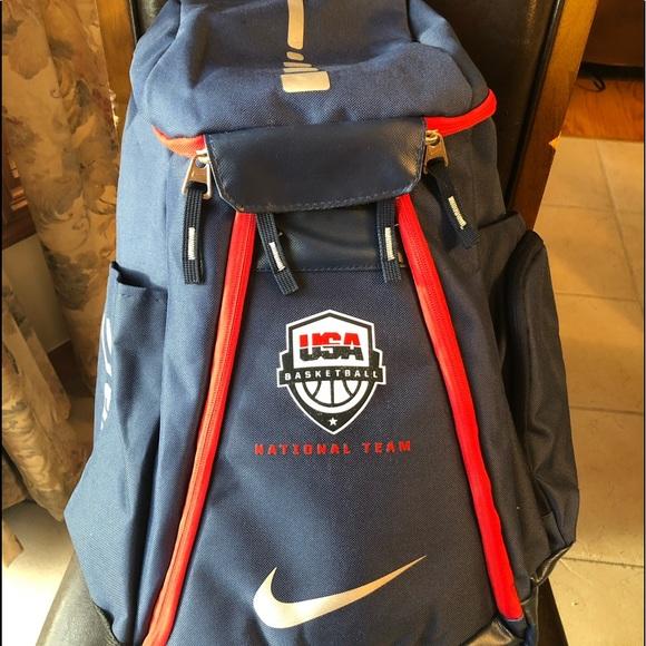 74b42d187b Nike Bags | Hoops Elite Air Max 20 Team Usa Backpack | Poshmark